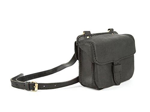 Salvador Bachiller - Tasche aus PVC - Keira 871134 - BRAUN Negro