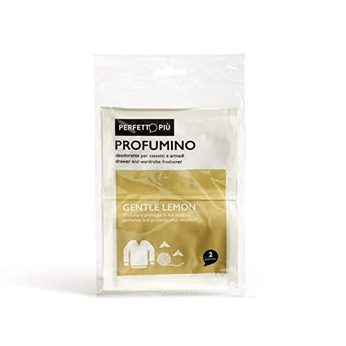 Perfetto Deodorant Parfüm 2 Stück - Wolle-zartes Zitronengelb - Einheitsgröße -