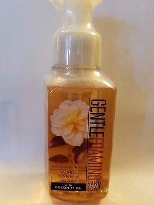 Bath & Body Works Gentle Foaming Hand Soap (Warm Vanilla Sugar)