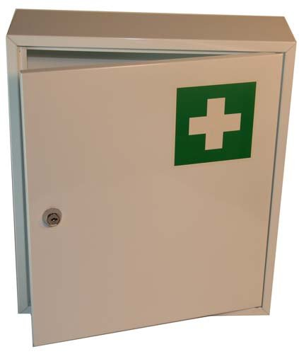 Arzneischrank Medizinschrank aus Metall, TÜV geprüft