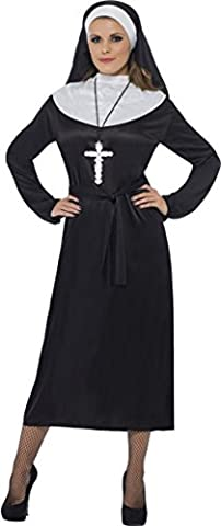 Adulte Fancy Party Dress - Sisters Costume Costume pour adulte femelle religieuse