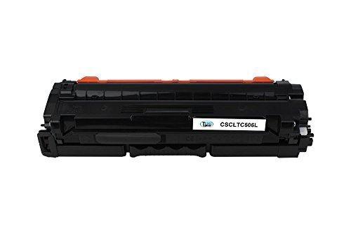 Preisvergleich Produktbild Cool Toner kompatibel Toner für CLT-C506L/ELS für Samsung CLP-680ND CLX-6260FR CLX-6260FD CLX-6260ND CLX-6260FW, Cyan, 3500 Seiten