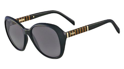 FENDI Damen Sonnenbrille & GRATIS Fall FS 5348 001