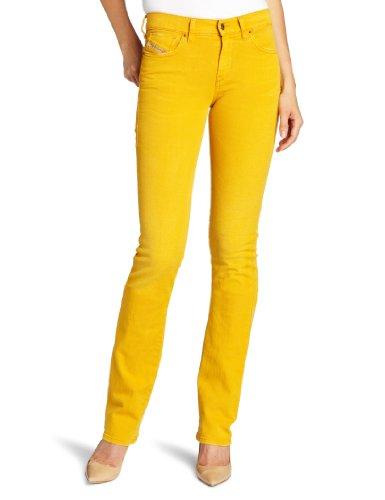 Jeans Bootzee 0111D DieselDamen Gelb-Orange
