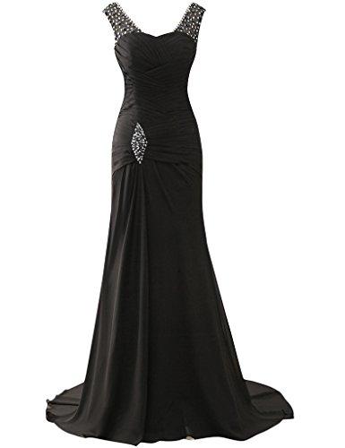 JAEDEN - Robe - Femme Noir