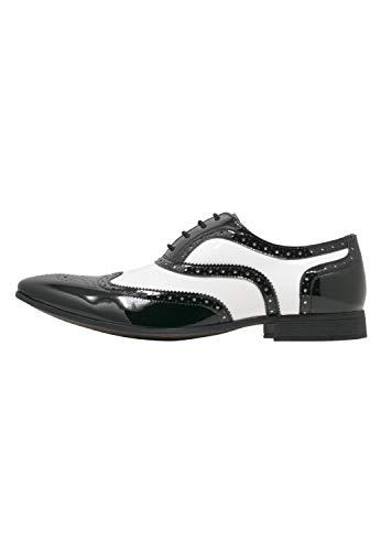 Smokies Hombres Zapato Novia George Zapatos clásicos