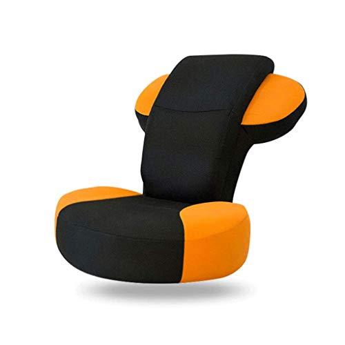 LRSFM Sofa, Breathable Lazy Couch Einzelne Klappstuhl Boden Sofa Bett Stuhl (Farbe : A)