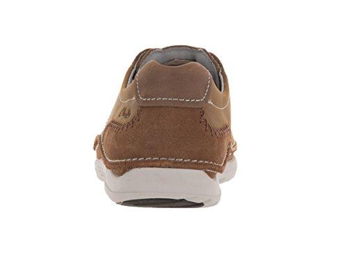 Clarks Womens Hayla Pier Dress Sandal Tan Leather