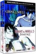 Ghost In The Shell Movie Double Bill [UK Import]