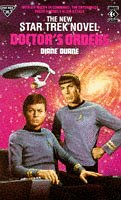 Cover of Doctor's Orders (Star Trek)