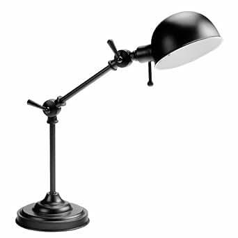 navega europa 8436547480241 lampe de bureau liseuse industrielle r glable acier. Black Bedroom Furniture Sets. Home Design Ideas