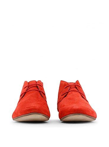 97b0a50a Mujer Toscani Cordones 1119100 Arnaldo Zapatos Rojos B5wOqZ|sargasso ...