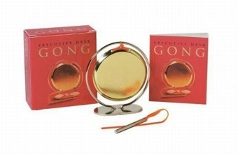 The Executive Desk Gong (Running Press Mini Kits) - A -glance Executive Desk
