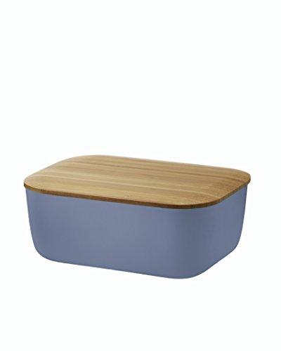 RIG-TIG Box-IT Butterdose, Dunkelblau, 15 x 11,5 x 6,5 cm