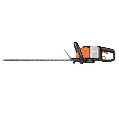 Worx wg284e.920V Dual Akku schnurlose 60cm Heckenschere–nur Korpus (Worx Hedge-trimmer)