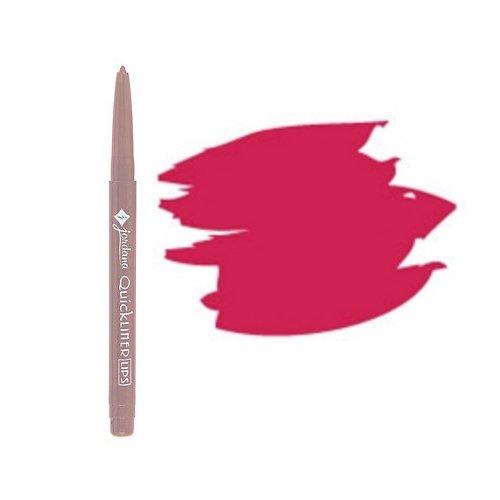 (6 Pack) Jordana Quickliner Lip Pencil - Scarlet