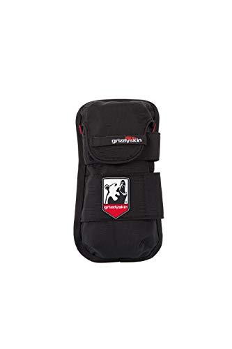 Grizzlyskin Workwear Smartphonetasche Iron Farbe: schwarz; Größe: Uni