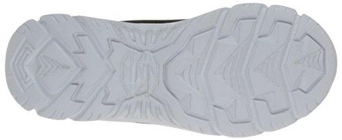 Skechers Nitrate - Brio, Chaussures de sport garçon Negro (Bkrb)