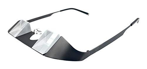 DZNT Sicherungsbrille, Kletterbrille, Belay Glasses, Prismenbrille