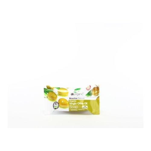 Dr. Organic Savon Huile d'Olive Vierge Organique 100 g
