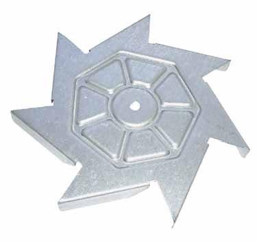 Sauter - Turbine Convection Helix - 75 x 1488