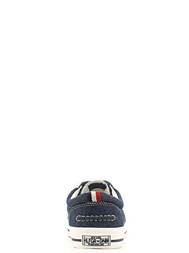 Descuento Moda El Envío Libre Genuino Tommy Hilfiger EM56820819 Sneakers Uomo Midnight Aclaramiento De Compra Venta Barata Para Barato 2yPiLam