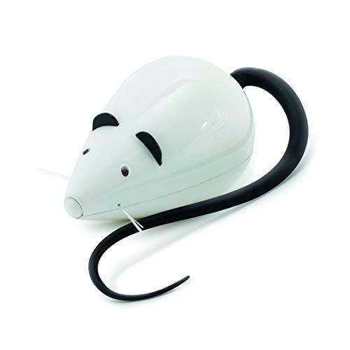 PetSafe FroliCat Katzenspielzeug ROLORAT,rotierende Ratte fördert Spieltrieb und Jagdtrieb
