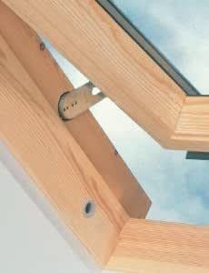 VELUX Opening Restrictor Incl Key - Allows Safe & Secure ...