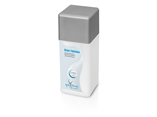 SpaTime Brom Tabletten 0,8 kg
