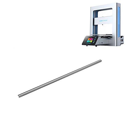MASUNN JGAURORA ® 8mm diámetro m longitud X eje liso Ord para A3S 3D impresora