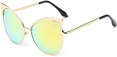 linyuan Fashion para mujer de ojo de gato gafas de sol UV400mejor gafas 923#