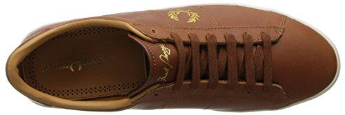 Fred Perry, Unisex-Erwachsene Sneaker Karamell
