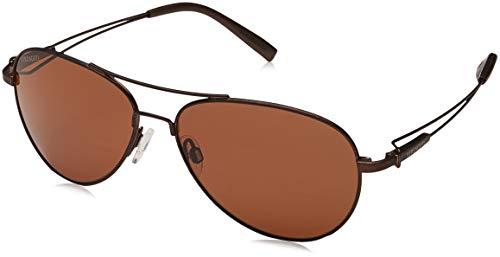 Serengeti occhiali da sole, colore lente polarized drivers, categoria lente 3, marrone