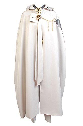Seraph of the End Vampires Mikaela Hyakuya Uniform Outfit Cosplay Kostüm Damen - Mikaela Hyakuya Kostüm