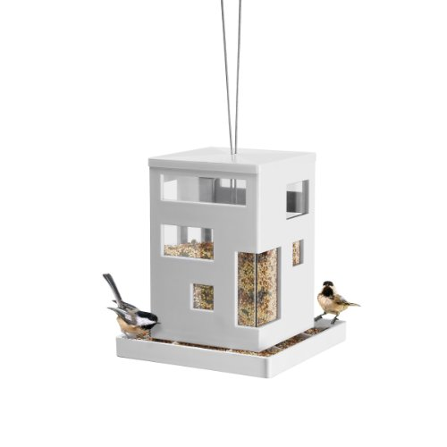 Umbra 480290-660 Bird Cafe Feeder, weiß - 5