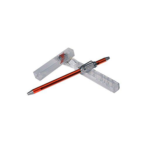 AES W.0116-R - Afilador de electrodos de tungsteno (3,2 mm - 4,0 mm), color rojo