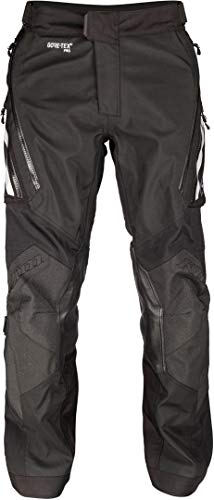 KLIM Gore Tex Moto Pantaloni Bad Lands Pro Pants Black 002