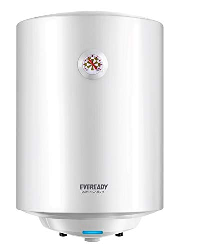 Eveready SWH Domi25V 25-Litre Water Heater (White)