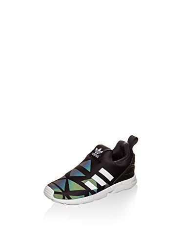 adidas Originals ZX Flux 360 Xenopeltis I S75219 Sneaker Shoes Baby Infant Noir Schwarz