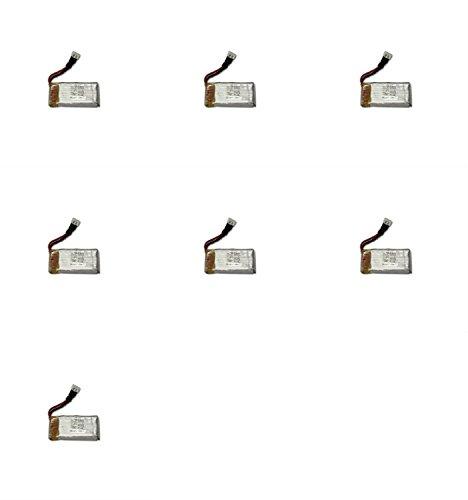 7-x-quantity-of-estes-dart-37v-350mah-25c-lipo-battery-rechargeable-power-pack-hm-v100d03bl-z-12-fas