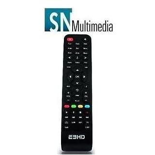 Axas E3HD Original Remote Control for E3HD Satellite Receiver