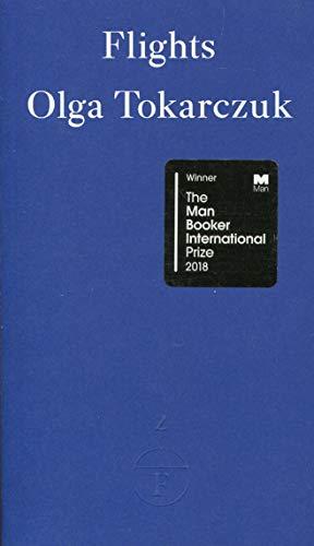 Buchseite und Rezensionen zu 'Flights' von Olga Tokarczuk