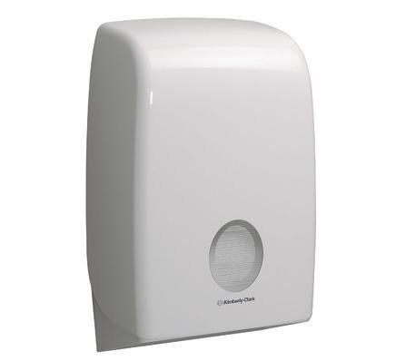 kimberly-clark-6973-aqua-folded-hand-towel-dispenser-each