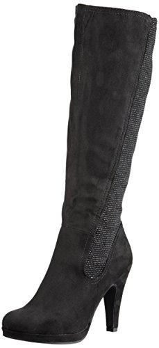 MARCO TOZZI Damen 25503 Stiefel, Schwarz (Black Comb), 40 EU