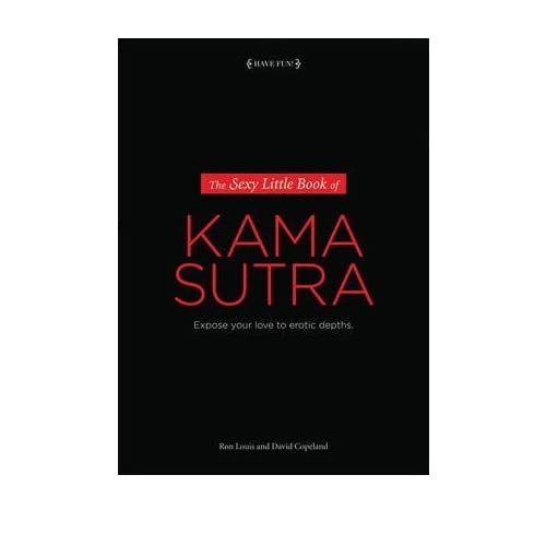 THE SEXY LITTLE BOOK OF KAMA SUTRA EXPOSE YOUR LOVE TO EROTIC DEPTHS BY (COPELAND, DAVID) PAPERBACK