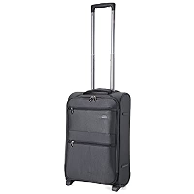 Aerolite 2 Wheel Super Lightweight Upright Suitcase