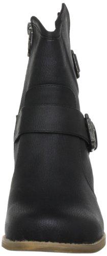 XTI - 25412, Stivali Donna Nero (nero)