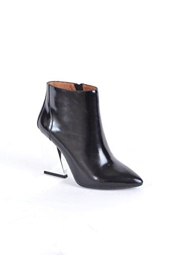 Jeffrey Campbell scarpe da donna Tronchetti con tacco argento Venka (36)