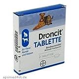 Droncit Tabletten von Bayer