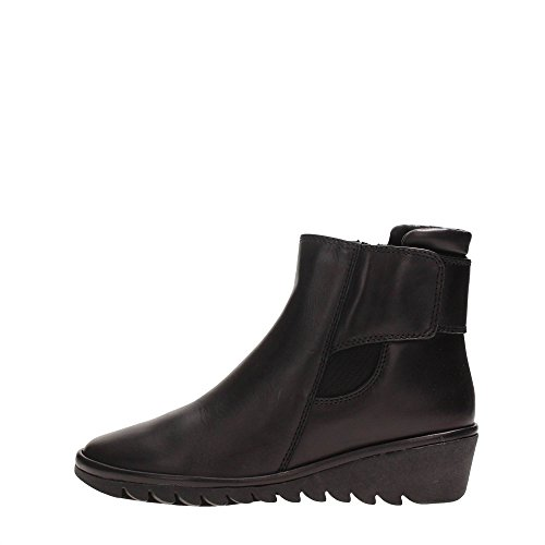 The FLEXX A206/13 Tronchetto Donna Pelle Black Black 38